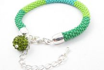 JOIS likes it / Your beaded crochet bracelets we love