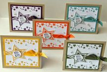 Be the Star Card Ideas / by Laurie Graham: Avon Rep/Stampin' Up! Demo