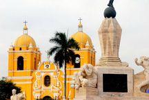 Trujillo e Chiclayo - Peru / Fotos de pontos turísticos do Peru
