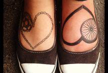 Bike tatoos
