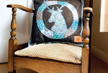 Quilty Cushions