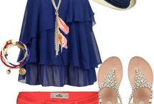 outfits / by Patricia Martínez