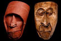 Masks / by Angela Mabray
