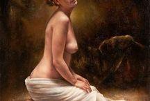 paintings in oil