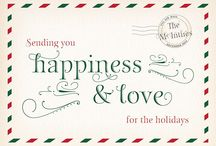 Holiday and Christmas Cards