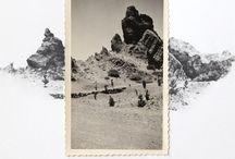 collage / kunst of illustratie