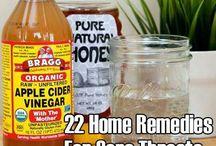 home remidies / by Donna Julius