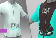 CS: Diseño de Camisetas / Aplicaciones de Marca, José Armando Ramos Chaux, Chaux Studio, Cali, Colombia, Diseño Gráfico Cali, Diseño Gráfico Colombia