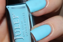nail collection // julep. / keeping track of all the julep polishes I have here so that when I need to know which ones I have, I look here. / by mkk