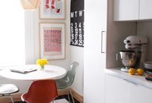 Home Sweet Apartment / by Melissa Oden