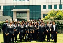 Columbia Asia Hospital- Industry Visit / INLEAD facilitated an Industry Visit to Columbia Asia Hospital, Gurgaon on 20th May,2015.  The visit to the 100 bedded multi-specialty hospital was a part of the institute's continuous Corporate Training Initiative for its students.