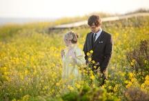 Yellow Wedding Detail / Yellow wedding ideas including bespoke wedding stationery