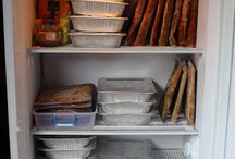 Food - Prepare Ahead Meals / Freezer meals and meals that can be prepared ahead.