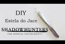 DIY cazadores de sombras