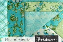 Mile a Minute Patchwork