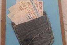 Pengegaver og sangskjuler