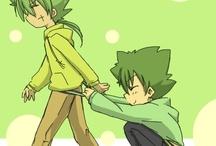 Kyoya & Kakeru ♡