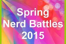 Spring Nerd Battles 2015
