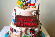 Ethan's 4th Birthday
