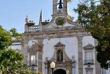 Buildings in Faro