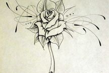New Ink Inspiration / by Donna Bartol