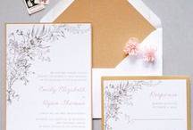 Floral Wedding / by Whimsy B. Designs
