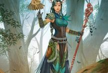 DRUID • Female