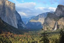 Exploring Yosemite / Getting Lost in the gorgeous back country of Yosemite National Park!