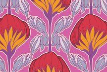 Textile / Repeat Prints & Motifs