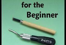 Whittling knives