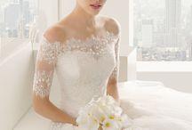 Wedding Dress / by Adrienne Bonaguidi