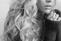 Boudoir - inspiracje włosy