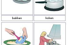 keuken/koken