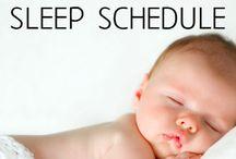 Newborns / baby routines etc