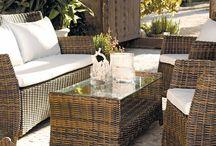 Tiempo libre / Muebles y piscinas para tu terraza al mejor precio en Hipercor. ¡Para que disfrutes de tu tiempo libre!