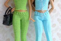 Barbie Kleider stricken