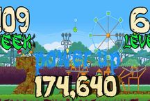 Angry Birds Friends Week 109 all levels power up / Angry Birds Friends Tournament Week 109 all levels power up