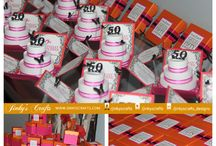 FABULOUS 40 ,30, & 50 / Everything about Fabulous 40, Fabulous 30 or 50  parties.  / by Jinky Kowalski