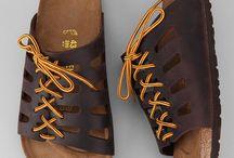 Sandálias importadas