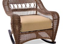 Lakeview Patio Furniture / The Lakeview Collection is characterized by curved, rolling arms, and a handsome blend of colors. The frames are hand woven by artisans using our premium, resin wickers which are engineered for outdoor use. All frames are hand made and hand painted creating a finish that looks similar to a deep, rich wood grain. Cushions are 100% spun polyester with Sunbrella premium performance outdoor fabric and are resistant to mildew and color fade.
