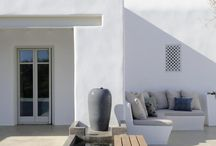 greek beach house ideas