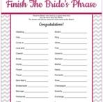 Bridal Shower/ Bachelorette & Bachelor... Engagement Celebration