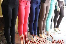 Summer 2015 / Nina Rossi Jeans - JZ Jeans