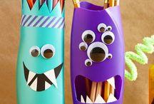 карандашницы