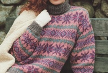 Nordic kind of knits