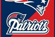 New England Patriots / by Peter Robichaud