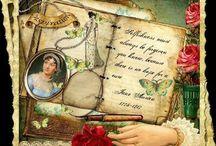 Jane austen / by Maika Perales Asensio