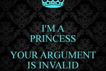 Im A Mother Fucking Princess