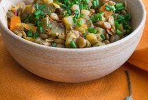 recette salade lentilles