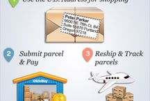 USGoBuy / USGoBuy Package Forwarding Service specialized in forwarding parcels from USA to worldwide!